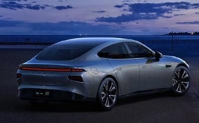 小鹏P7七月交付1641台 超98%的用户∮选择智能版车型