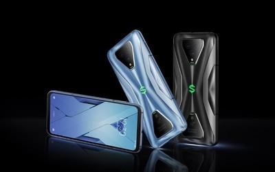 腾讯黑鲨游戏手机3S明早开售 120Hz三星屏3999元起