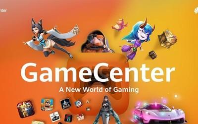 华为游戏中心全球版发布!预先安装在华为Mate40上