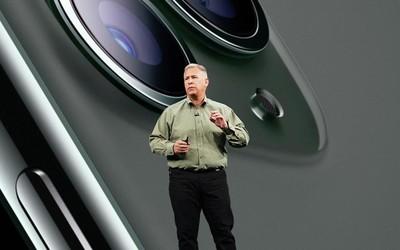 Phil Schiller卸任苹果全球营销高级副总裁(SVP)职务