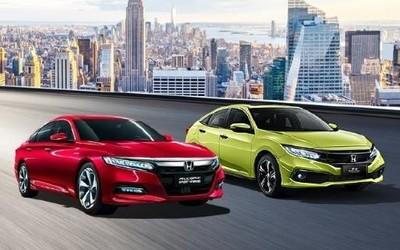 本田公布7月汽车销量战报 卖出超13万台创下历史新高