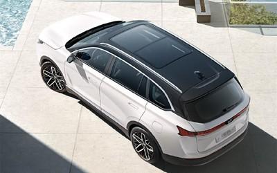 威马EX6 Plus 6座版纯电SUV首次亮相 8月12日预售
