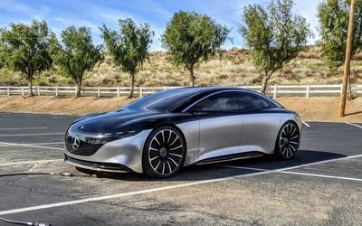 宁德时代成奔驰头部电池供应商 EQS搭载且明年交付