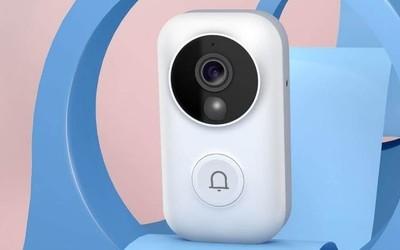 叮零智能视频门铃C3开启预售 支持三档调节监控范围