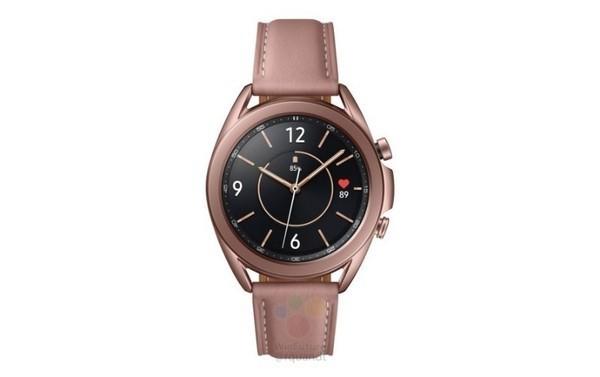 涓夋槦Galaxy Watch 3 41mm