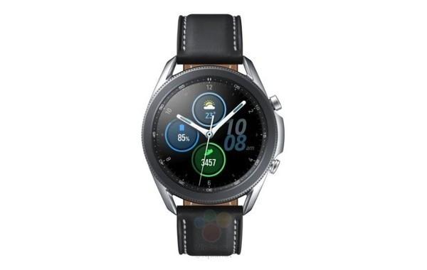 涓夋槦Galaxy Watch 3 45mm