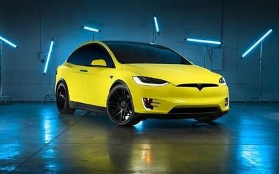 特斯拉上线改色车衣服务 你的爱车可以定制颜色了!