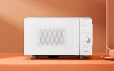 米家智能微烤一体机8月11日开售 549元能热饭能烧烤