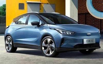 几何C纯电SUV正式上市 低能耗长续航12.98万元起
