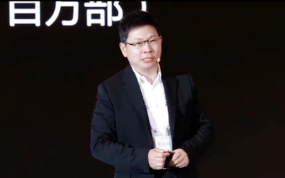 余承东谈TikTok:大部分中国公司躺在安乐窝挣国人钱