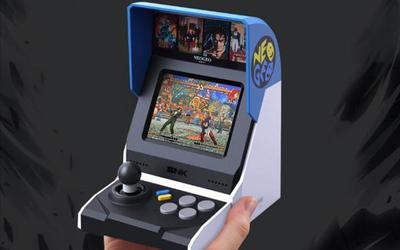 SNK迷你街机国际版上架 内置40款经典游戏仅699元