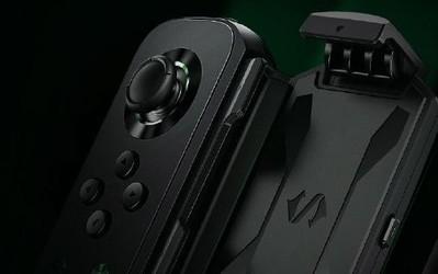 腾讯黑鲨游戏手机3S多款配件开售 畅玩游戏更舒适