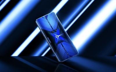 拯救者电竞手机Pro蓝色版8·18首销 自带视觉降温属性