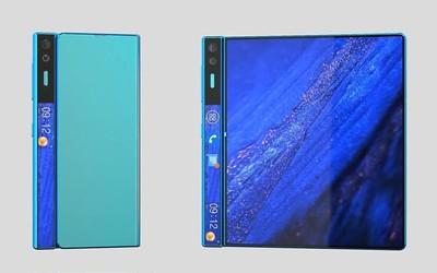 华为Mate X2渲染图曝光!或可当笔记本电脑来使用