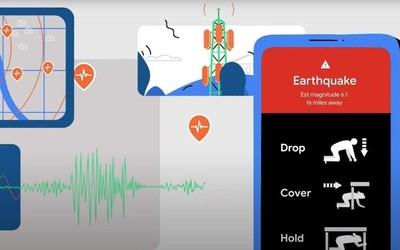 手机秒变地震仪 谷歌将地震探测警报引入Android手机