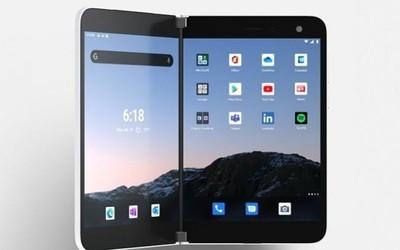 Surface Duo双屏手机价格公布:骁龙855售9715元起