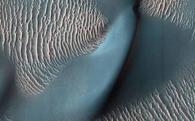 NASA公布火星的精美图像 这样的风景你一定没有见过