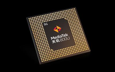 联发科发布№天玑800U 7nm制程八核心架构支持双5G