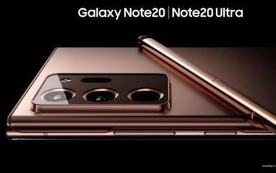 """三星Note20 Ultra屏幕获评A+ """"教科书级别的�e显示屏"""""""