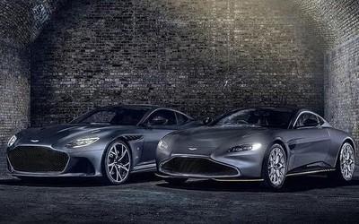 阿斯顿・马丁两款新车发布 网友:有史以↑来最帅车型