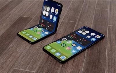 苹果iPhone 12 Flip渲染图曝光 独特翻转设计约13800