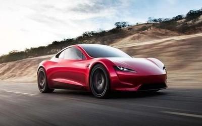 馬斯克曝光特斯拉新一代Roadster 車輪設計借鑒F1賽車