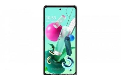LG Q92 5G真机谍照曝光:挖孔全面屏加持 定位中端