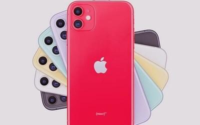 曝苹果明年要推三款iPhone SE!设计与iPhone 11相同
