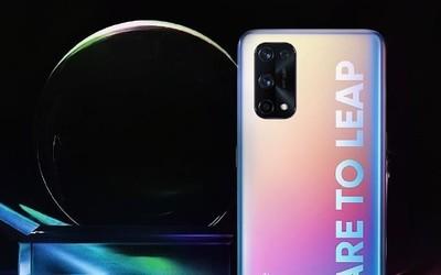 realme真我X7外观澹�_��明就急�道首次公开 最美的realme手机重175g