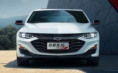 新款雪佛兰迈锐宝XL今日上市 升级1.5T四缸涡轮发动机