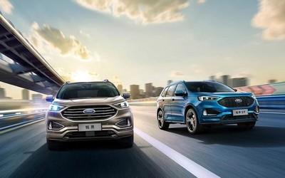 福特锐界2020款五座铂锐型上市 中大型SUV售24.68万