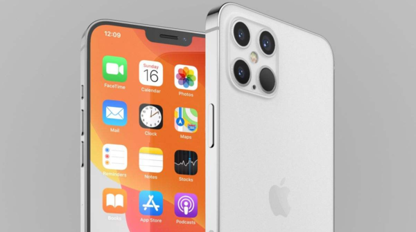 iPhone 12系列渲染圖