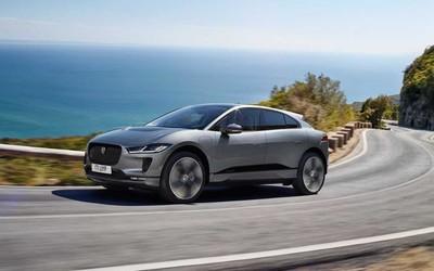 捷豹I-Pace电动汽车限量发售 续航470公里约售61万元