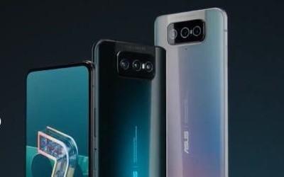 华硕ZenFone 7系列正式发布!配翻转三摄售5167元起