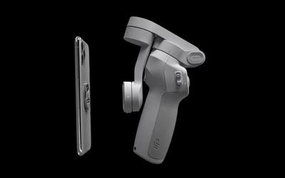 大疆Osmo Mobile 4正式发布 磁吸式设计拆装更方便