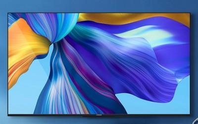 荣耀智慧屏X1新款3299元首销 65英寸大屏支持8K解码