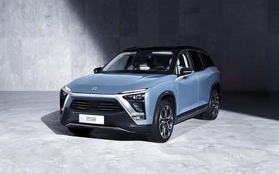 蔚来EE7新款轿车曝光 采用5G车联网技术 明年底量产