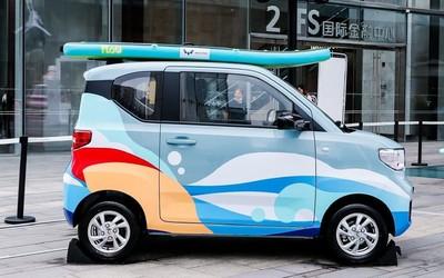 五菱宏光MINI EV单月卖出15000台 还创下这些记录!