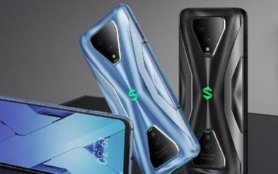 腾讯黑鲨游戏手机3S 12GB+512GB版开启预约 4799元