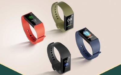 Redmi智能手环9月8日印度发布 内置心率监测器约99元