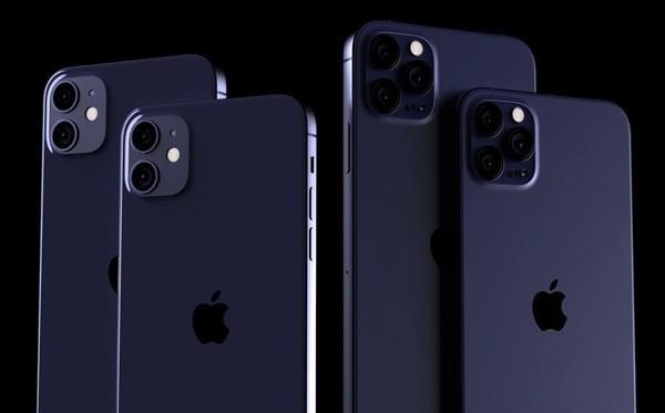 iPhone 12系列深藍色