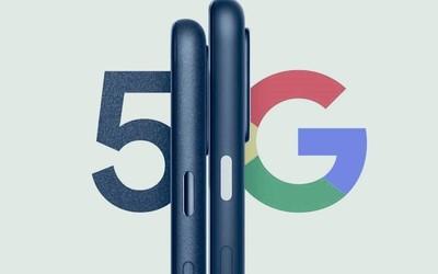 谷歌Pixel 5或于9月25日发布 搭载骁龙765G约5000起