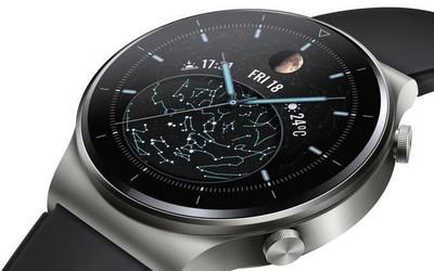 华为Watch GT2 Pro渲染图曝光 圆形表盘支持无线充电