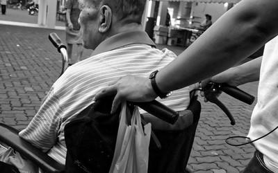 阿尔茨海默病只是脑海中的橡皮擦 一点点擦去ta的记忆