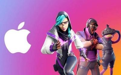 Epic Games:苹果用户本周后将不能登录《堡垒之夜》