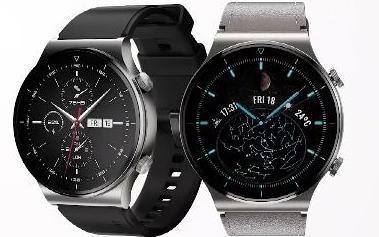 华为WATCH GT 2 Pro和华为Watch FIT发布 129欧元起