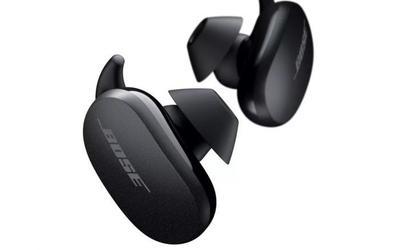 Bose推出新款QuietComfort耳塞 6小时续航 IPX4防水