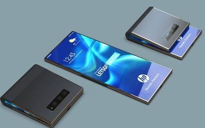 惠普专利显示要做折叠手机?这样的厚度谁也做不到