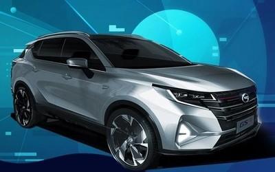 广汽新传祺GS3 POWER将于9·19预售 买车的看过来