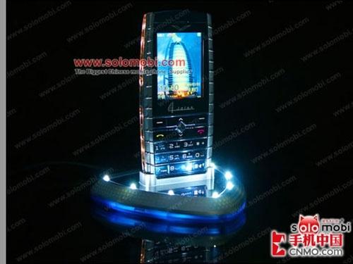 创意无限 NOKIA N89迪拜限量版山寨机_手机_科技时代_新浪网